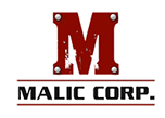 Malic Corp. Logo illustration
